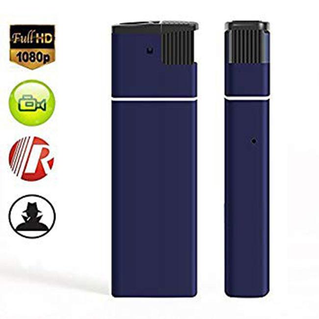 Camera siêu nhỏ bật lửa K6 Full HD 1080p ghi hình ảnh chất lượng cao