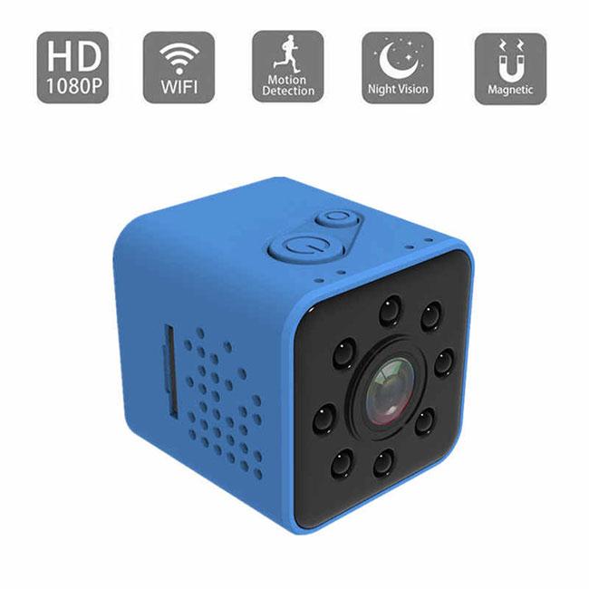 Camera siêu nhỏ SQ23 Full HD 1080p chính hãng góc quay rộng